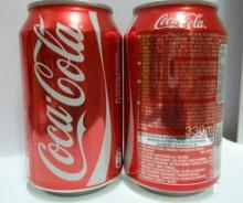 Coca-Cola 330ml Soft Drink