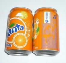 Fanta 330ml Soft Drink