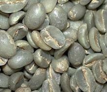 Coffee beans, Conventional