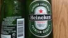 Netherland Heineken 250ml and Heineken 330ml ( Bottle and Cans)..!!