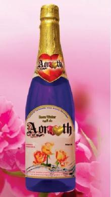 Natural aromatic Rose Damascena water