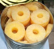CANNED SLICES PINEAPPLE