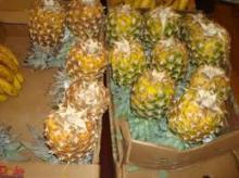Fresh Pineapple, Ripe Pineaple