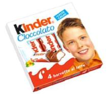 Kinder Schokolade T4 (50g)