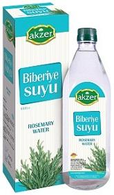 Aromatic Rosemary Water 1 L Glass Bottle Natural Floral Health Drink Floral Water