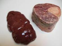 Specifications Hindquarter Forequarter Cuts Shin Shank, Cheek Muscles, Tongue, Tail, Heart, Liver,