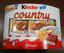 Kinder Country Einzelriegel 23,5g