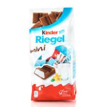 Kinder Riegel Mini 120g