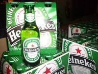 Dutch Heineken Lager Beer
