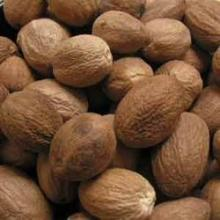 Dried Nutmegs