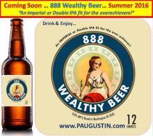 888 Wealthy Beer