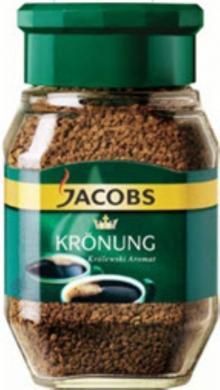 Jacobs Cronat Gold Instant Coffee 200gr German Origin