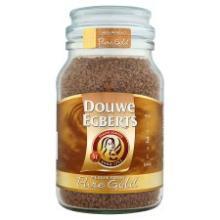 DOUWE EGBERTS 190G CREMA SILK INSTAUNT COFFEE