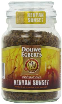 DOUWE EGBERTS 95G CHOCOLATE INSTANT COFFEE