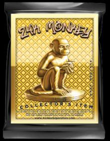 24K Monkey herbal incense potpourri