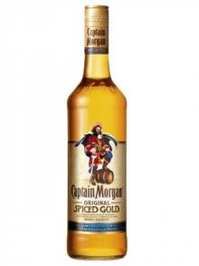 CaptainbMorgan Spiced Rum