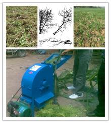 hammer Crushing machine for peanut shell\tree branch \cornstalk