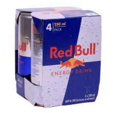 AUSTRIA ORIGIN RED BULL ENERGY DRINK