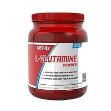 MET-Rx -  L - GLUTAMINE  POWDER