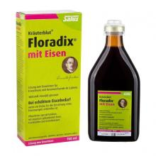 Copy of Dutch Floradix red 500 ml rot 500 ml