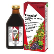 German Floradix / Deutsche Floradix