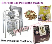 BT-680-10 Automated  pet   food  packaging  machine ,  pet   food  weighing forming filling  packing  system