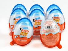 Order now Kinder surprise, kinder bueno, kinder joy kinder chocolate, snikers Ferrero rocher Ferrero