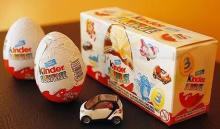 Grade A Kinder Surprise Chocolate For Human Consumption