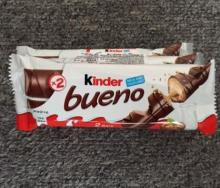 KINDER BUENO T2X30 - 43g Available