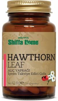 Hawthorn Leaf Extract Capsule Natural Functional Food