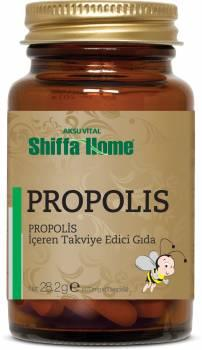 Bee Propolis Capsule Functional Food
