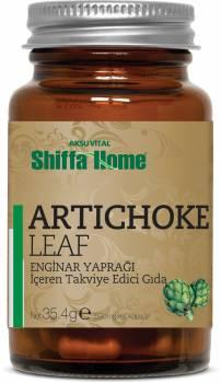 Artichoke Leaf Extract Capsule for Liver Health Functional Food Supplement