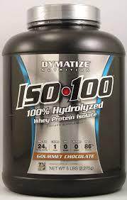 Dymatize Nutrition ISO 100 Hydrolyzed 100% Whey Protein Isolate