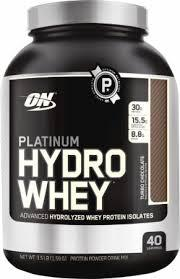 Top Quality !!! Optimum Nutrition Platinum Hydro Whey