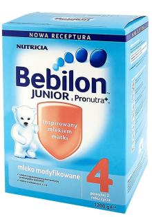 Copy of All Stage Nutricia Bebilon Junior 4 with Pronutra+ Growing Up Milk 1200g Baby Milk Powder