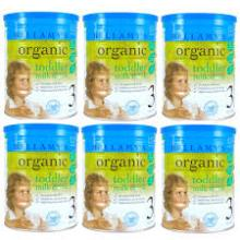All Stage Bellamys Organic Step 1, 2, 3 Toddler Milk Drink 900g