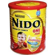 Nido Red cap/lid / Nido plus 1 (+1)