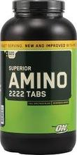 Optimum Nutrition - Superior Amino 2222 Tabs