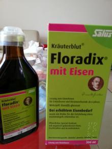 Dutch Floradix Green 500 ml rot 500 ml
