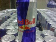 Austrian Red Bull energy drink 250ml can
