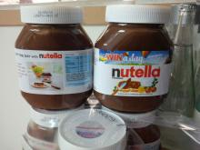 Nutella G230X15 and Nutella G230X9
