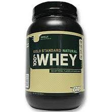 Real 100% Gold Standard Optimum Nutrition Whey Protein