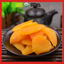 100% Natural Private Label Dried Sweet Potato Chips for Snack Food in Small Packaging