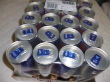 Austrian Red Bull Energy Drinks