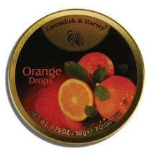 Cavendish &Harvey Orange Drops 50g