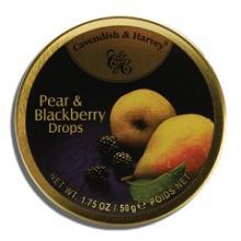 Cavendish &Harvey Blackberry Drops 50g