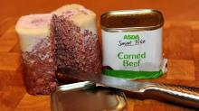 Corned beef from Brazil
