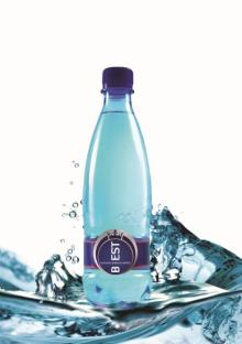 mineral water B'est, 0,5 L, PET