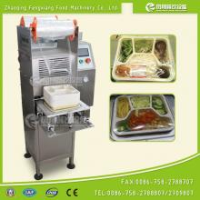 FS-600 automatic fast food box sealing machine,fast food sealing machine ,sealing packing machine