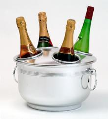 Wine Coolers and Wine Buckets